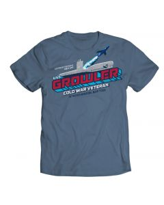 Adult USS Growler T-Shirt