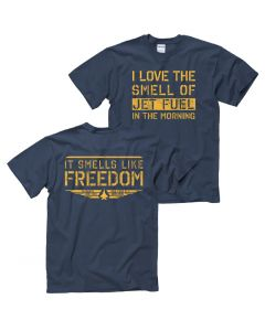 Adult Smells Like Freedom Tee