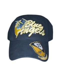 Blue Angels Shield Embroidered Cap
