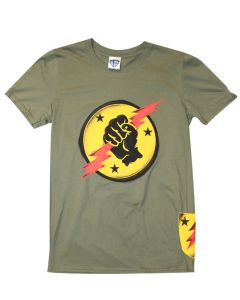 Adult Strike Fighter Squadron 25 Tee Front