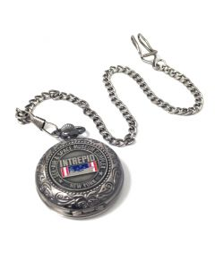 Intrepid Museum Pocket Watch