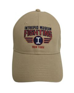 Adult Intrepid Museum Fighting I New York Cap