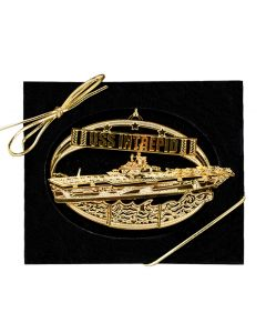 USS Intrepid Ornament
