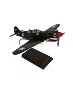 P-40E Warhawk Flying Tiger Model