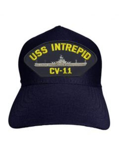 Adult USS Intrepid CV-11 Cap