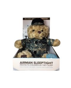 Airman Sleeptight Teddy Bear