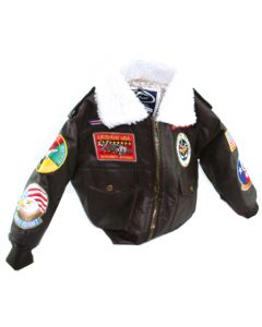 Kids A-2 Bomber Jacket