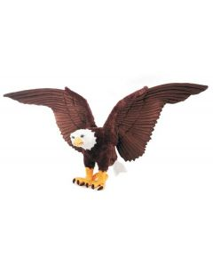Large Plush Bald Eagle