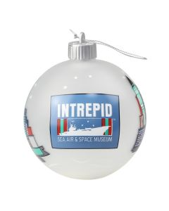 Intrepid Sea, Air, and Space Museum LED Light Up Ornament