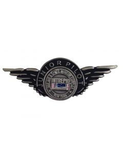 Junior Pilot Badge Lapel Pin