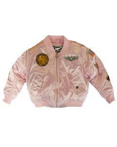 Girl's MA-1 Flight Jacket